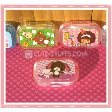 Kawaii Sparkle Travel Lens Case or Trinket Box! - Sugar Bunnies