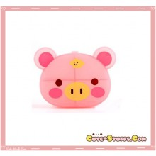 Kawaii 4 Section Pig Head Pill or Trinket Box