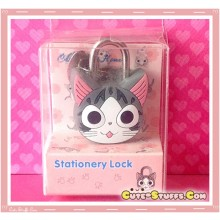Chi's Sweet Home Cat Kawaii Diary Lock & Keys!