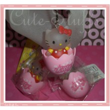 Kawaii Flashing Hello Kitty Egg