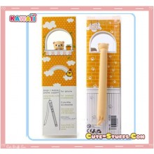 Kawaii Korilakkuma Full Length Body Dust Plug! Very Rare!