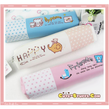 Kawaii Colorful Mini Pencil Case - U Choose Color!