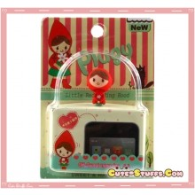 Kawaii Rare Little Red Riding Hood Bobble Dust Plug!