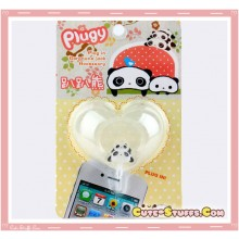 Kawaii Rare Tare Panda Stacked Dust Plug