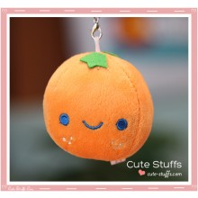 Kawaii RARE Unique Orange Fruit Phone Strap!