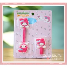 Kawaii Rare 2 PC Cord Holder My Melody