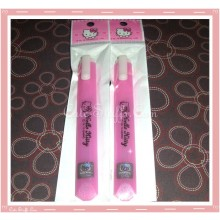 Kawaii Hello Kitty Pink Box Cutter - White Cap