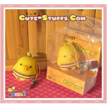 Kawaii Rare Rilakkuma Meets Honey Dust Plug! Kiiroitori Wings