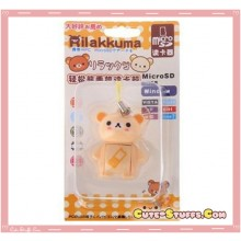 Kawaii Korilakkuma Micro SD Card USB Reader
