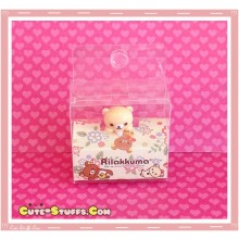 Kawaii Rare Korilakkuma Hanging Series Dust Plug