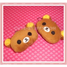 Kawaii Rilakkuma Head Phone Strap