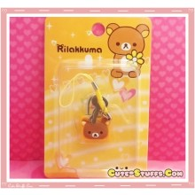 Kawaii Rare Mini Character Lock & Keys - Rilakkuma!