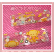 Kawaii Eyeglasses Case - Momo Monkey