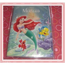 Little Mermaid 2010 Planner & Address Book w/ Sticker Set