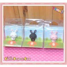 Kawaii 3.5mm Dust Plug Love Rabbit U Choose!