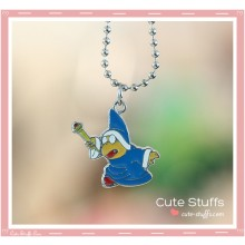 Super Mario Bros Necklace featuring Magikoopa!