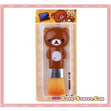 Kawaii Rilakkuma Keyboard Desk Brush w/ Heart! Cute!