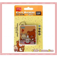 Kawaii Rilakkuma Cafe USB 10-in-1 Card Reader