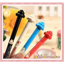 Kawaii Rare Poo or Poop Pen - U Choose Color! (Explicit)