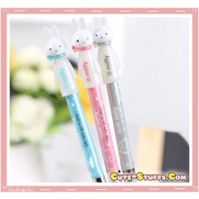 Kawaii Miffy Bunny Mechanical Pencil! U Choose Color!