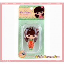 Kawaii Rare Girl  Nail Clippers! - Orange