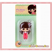 Kawaii Rare Girl  Nail Clippers! - Pink!