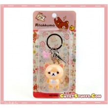 Kawaii Large Korilakkuma Key chain or Backpack & Purse Dangle Charm
