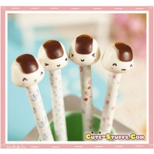 Kawaii Rare Onigiri Pen! U Choose Style!