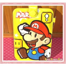 Kawaii Paper Mario Universal Phone Pouch
