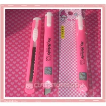 Kawaii My Melody Hot Pink Box Cutter