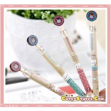 Kawaii Donut Bunny Mechanical Pencil! U Choose Color!