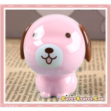 Kawaii Dog Pencil Sharpener! - Pink