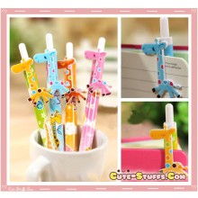 Kawaii Nanaco Giraffe Pen! U Choose Color!