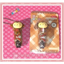 Kawaii Brown Monkey Nail Clippers