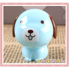 Kawaii Dog Pencil Sharpener! - Blue