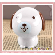 Kawaii Dog Pencil Sharpener! - White