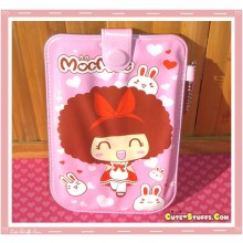 Kawaii MocMoc Red Dress Universal Phone Pouch