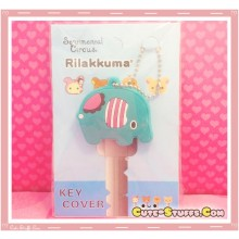 Kawaii Mouton Elephant Sentimental Circus Key Cover