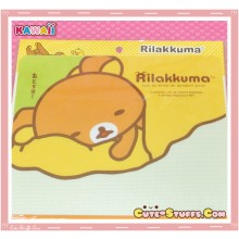 Kawaii Rilakkuma Mouse Pad Sleeping