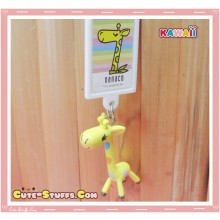 Kawaii Nanaco 2 pc Dangle Mini Phone Charm!