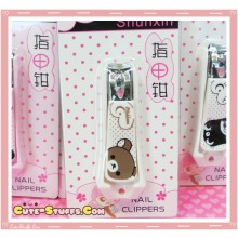 Kawaii Rilakkuma Nail Clippers