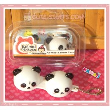 Kawaii Animal Series 2 Capsule Contact Lense Case! - Panda
