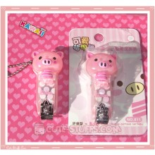 Kawaii Pink Pig Nail Clippers