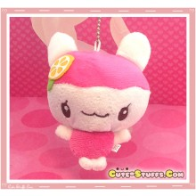 Kawaii Unique Large Plush Fruit Bunny Pink