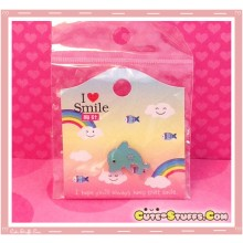 Kawaii Dolphin  Pin Badge
