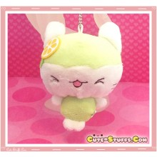 Kawaii Unique Large Plush Fruit Bunny Green