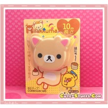 Rare Kawaii Jumbo Korilakkuma Correction Tape - Head Shaped