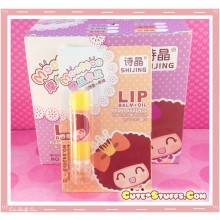 Kawaii MocMoc Lip Balm + Oil! Orange