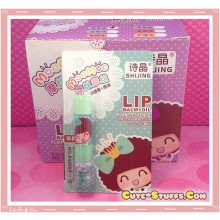 Kawaii MocMoc Lip Balm + Oil! Green