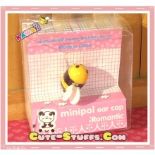 Kawaii 3.5mm Dust Plug Bumble Bee